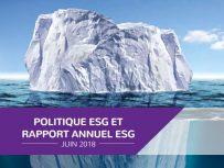 Seventure Partners publie son rapport annuel ESG