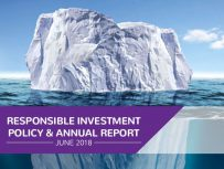 Our Responsible Investment Annual Report is available online